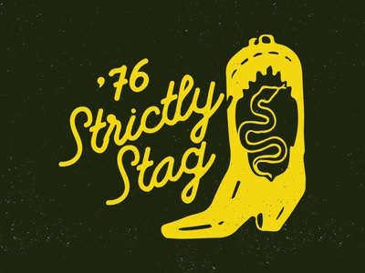 Strictly Stag 76'