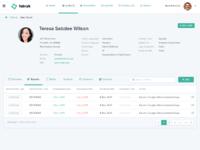 Fabryk clients userdetails