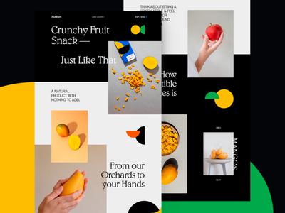 Webdesign / Visual Lenguage / Madies