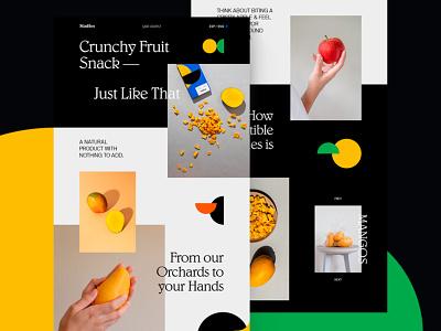 Madies — Website website webdesign ux ui design branding
