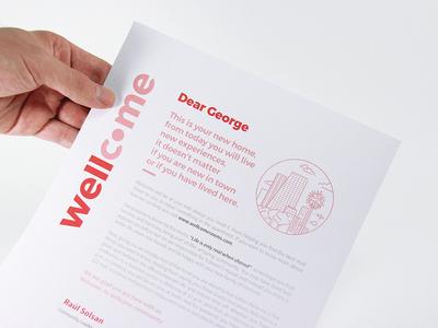 Branding / Wellcome / Welcome Kit