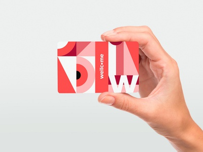 Branding / Wellcome / NFC Card