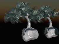 Tree Lowpoly Asset