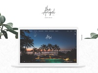 The Angel | Resort and Spa Landing page