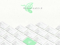 Hummingbird | Wellness Spa Brand identity