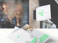 Hummingbird | Wellness Spa Brand identity