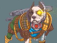 Ca-bull Terrier