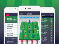 Fantasy Premier League App 2015/16