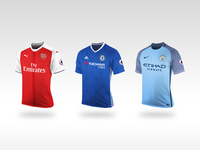 Fantasy Premier League Shirts 2016/17