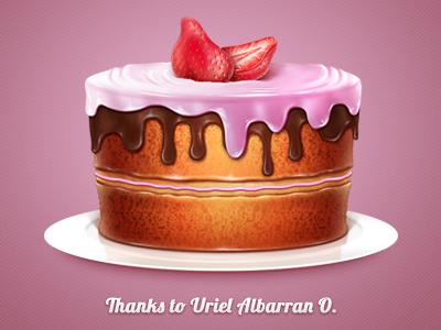 Thx cake