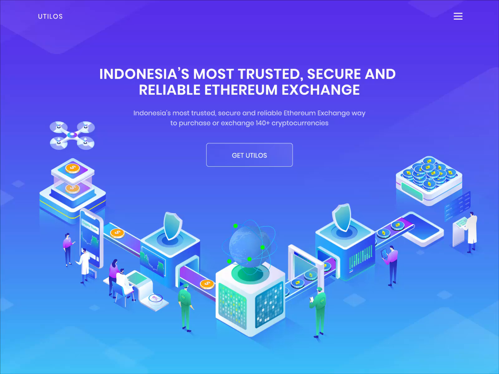 cryptocurrency exchange in indonesia