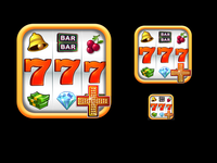 Slots Game Icon