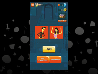 Mobile Game Interface