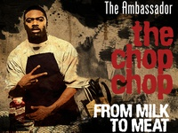Throw Back: The Chop Chop - EBlast & Promo material