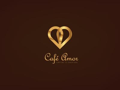 Logo Design for Brand Cafe Amor
