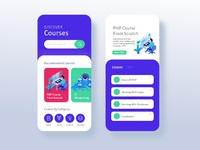 UI Design Learning app
