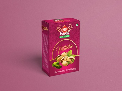 Pistachio Packaging for HDF