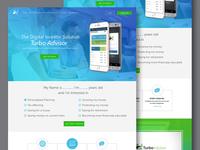 Turboadvisor Landing Page