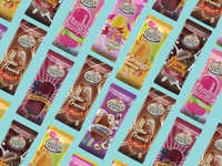 Basant Ice Cream Packaging