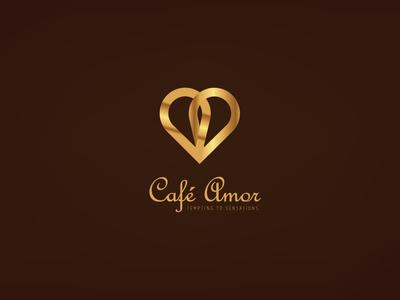 Cafe Amor - Logo Design