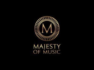 Majesty of Music Logo Design
