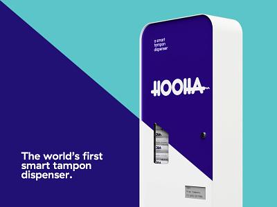 Hooha Branding period hooha logo design naming design brand logo brand design branding tampons