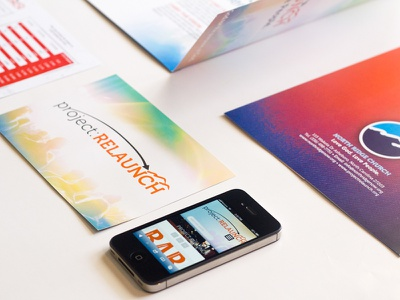 project:RELAUNCH branding web site website project relaunch north ridge campaign logo modern responsive identity