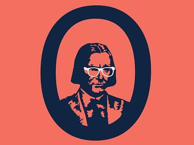 Roger Hipster Icon branding logo design