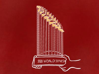 2018 World Series Champions