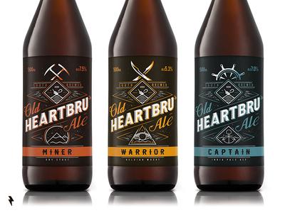 Old Heartbru's Ale