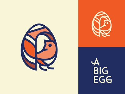 A Big Egg