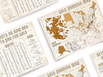 Gold Panning Map 2