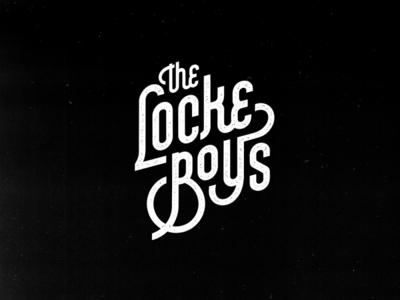 The Locke Boys Logo