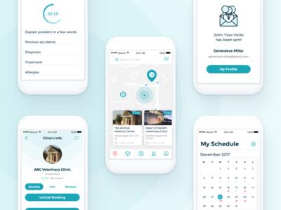 Pet Care Ios App