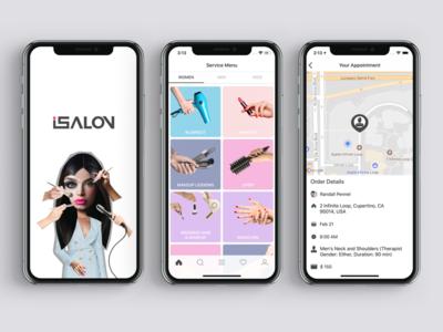 On-demand beauty App