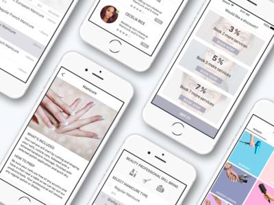 Beauty App Details