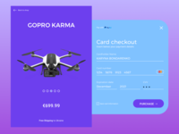#002 Credit Card Checkout
