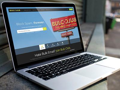 Bulc Club  spam bulk email bulkmail bulc bulcclub design ui ux ux design ui design uxui interface