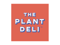Plant Deli Logo Variation logo graphic design identity