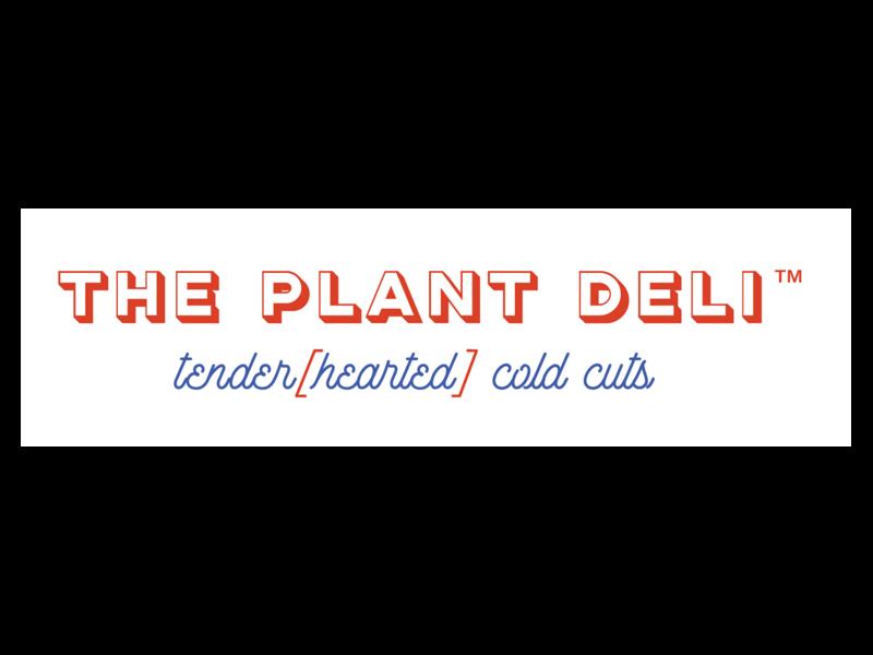 The Plant Deli Logo graphic design identity logo branding