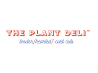 The Plant Deli Logo graphic design identity logo branding