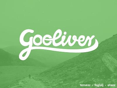 Gooliver logo - My first custom script custom logo brand custom script