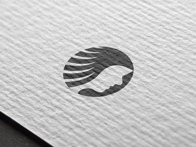 Logo concept #3 symbol face logo