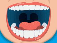 Mouth Illustration