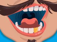Mouth Illustration 2