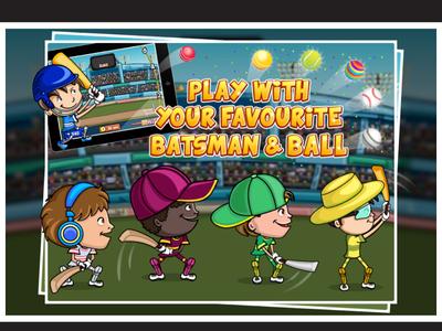 Cricket Master Blaster Mania