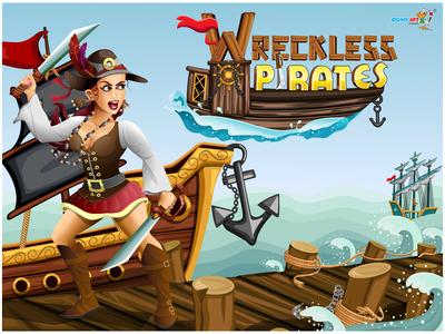 Wreckless pirates Iphone App