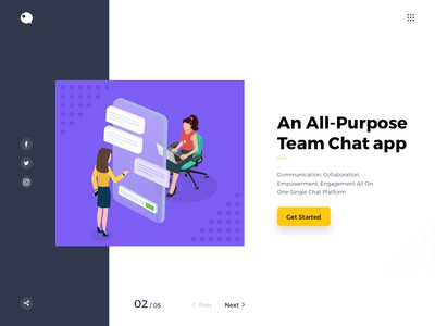 An All Purpose Team Chat App