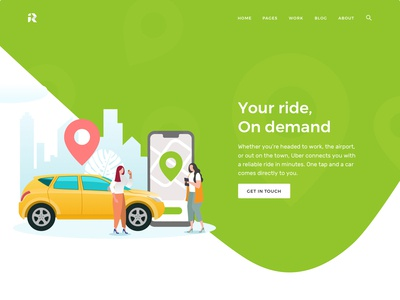 Your Ride on Demand