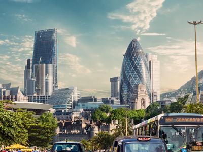Hybrid cities. Rio Londoneiro